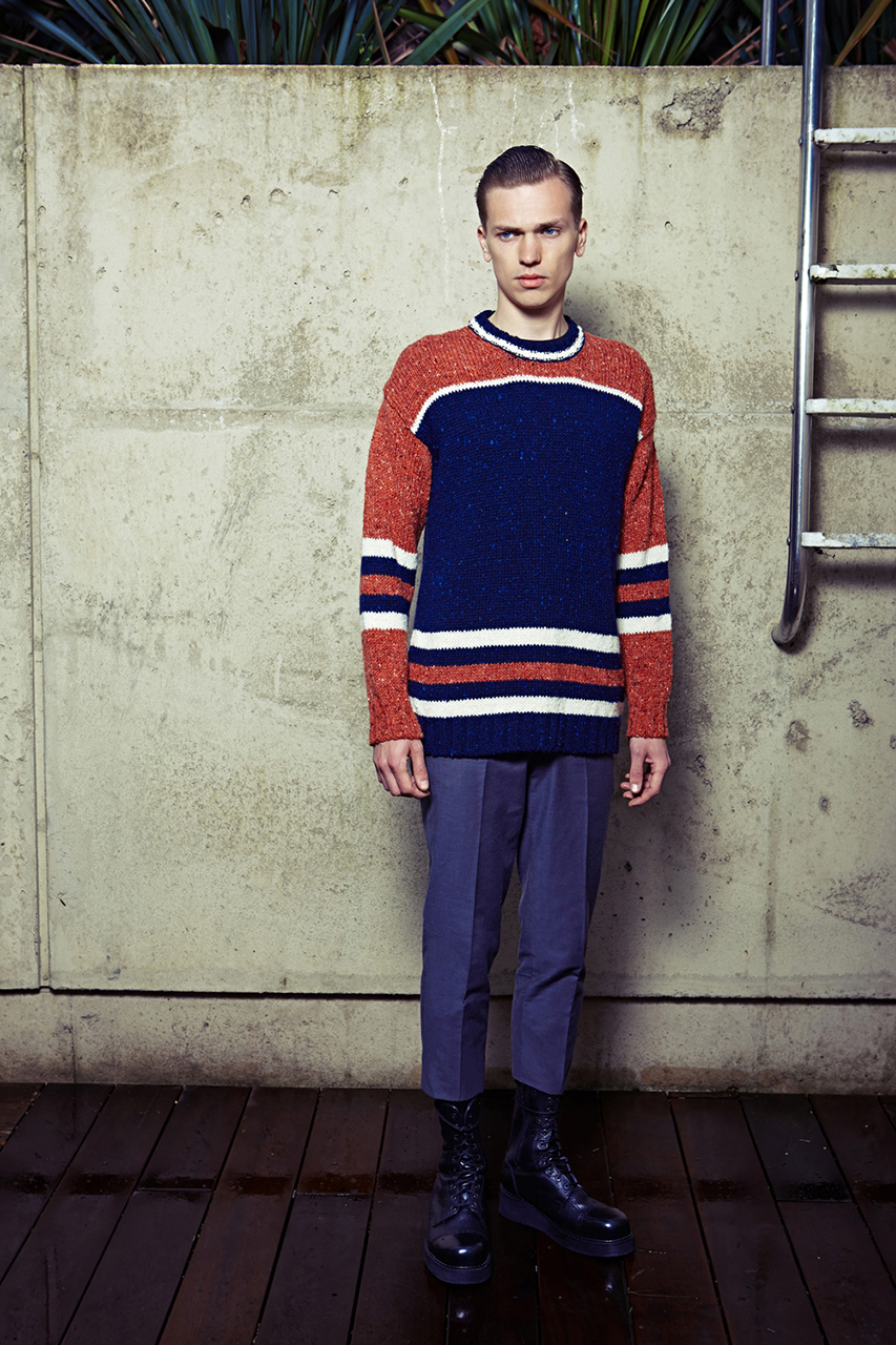 casely hayford 2013 fall winter lookbook