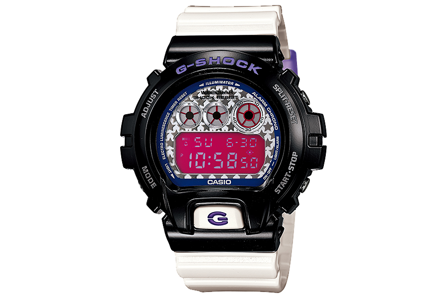 casio g shock 2013 summer crazy color collection
