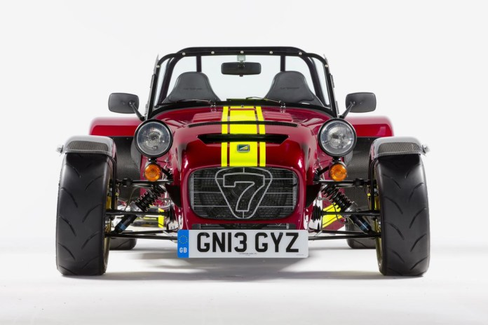 Caterham Unveils the 620R