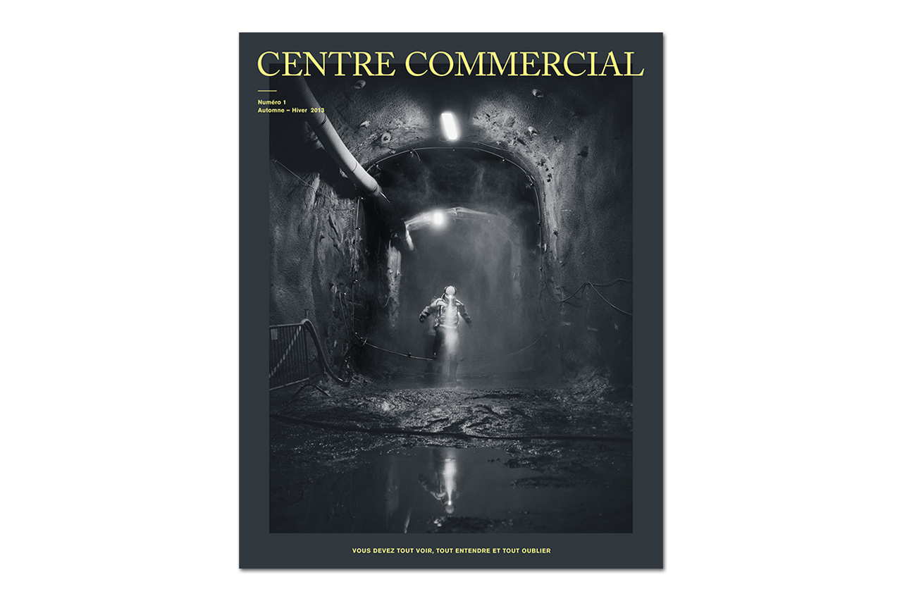 centre commercial magazine 2013 fall winter issue 1