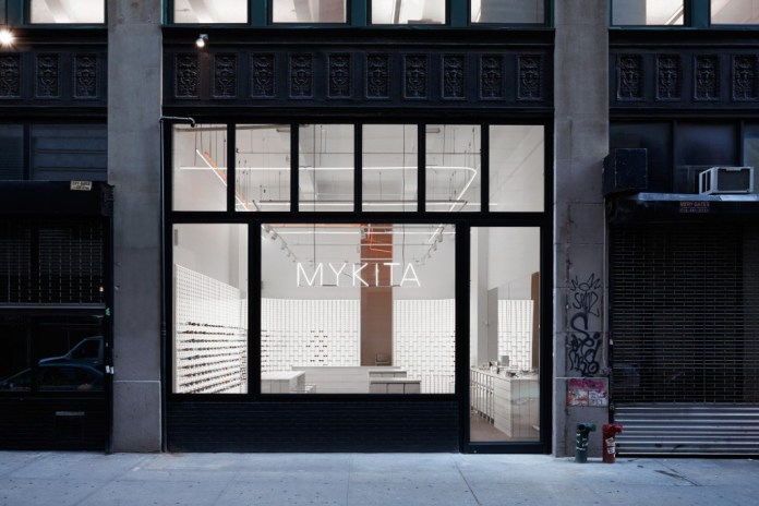Check Out MYKITA's New NYC Boutique