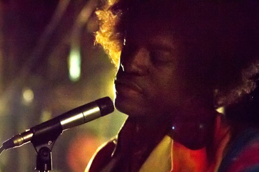 Check Out the First Picture of André 3000 as Jimi Hendrix from a New Biopic