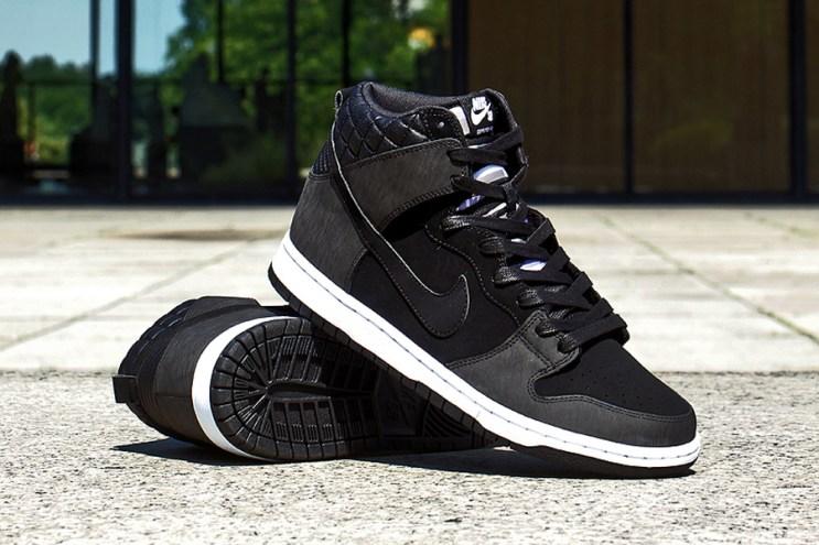 Civilist Berlin x Nike SB Dunk High Premium