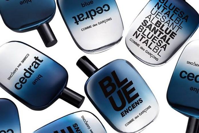 COMME des GARCONS BLUE INVASION Fragrances