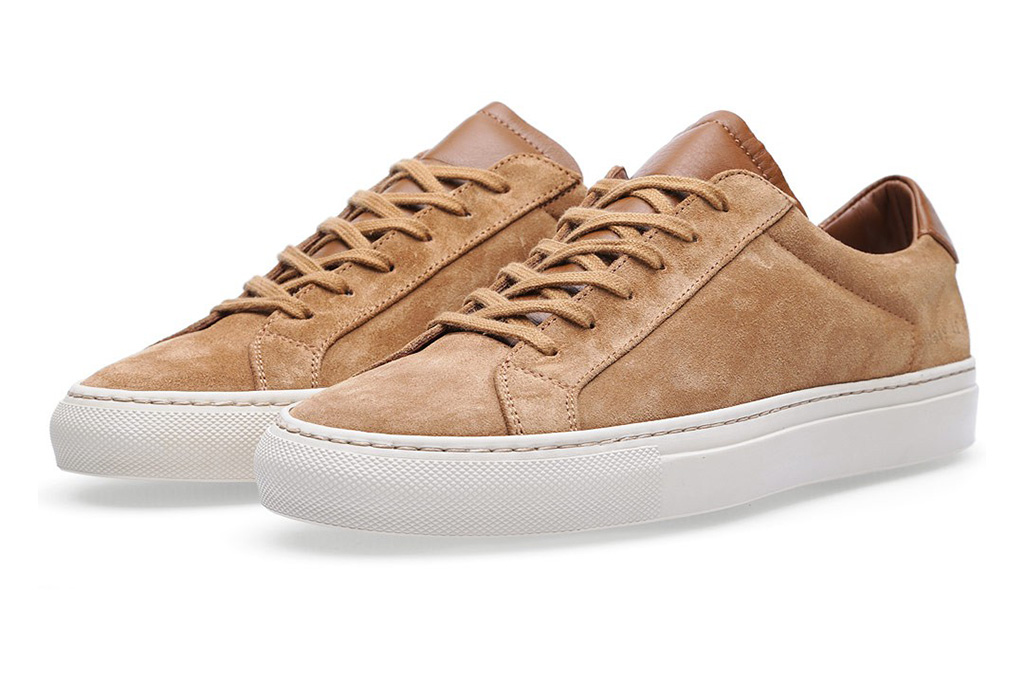 Common Projects 2013 Fall/Winter Suede Vintage Low Collection