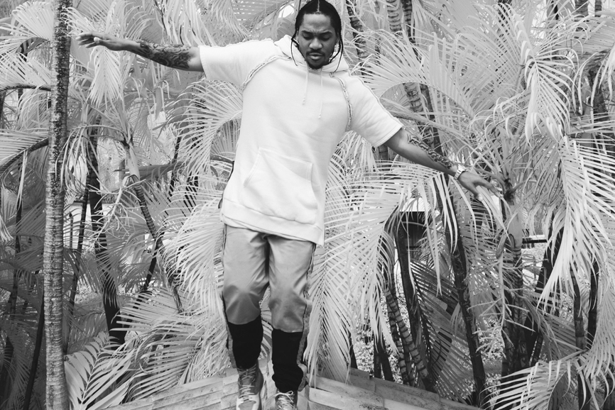 "Complex 2013 Spring/Summer ""Flippin' White"" Editorial featuring Pusha T"