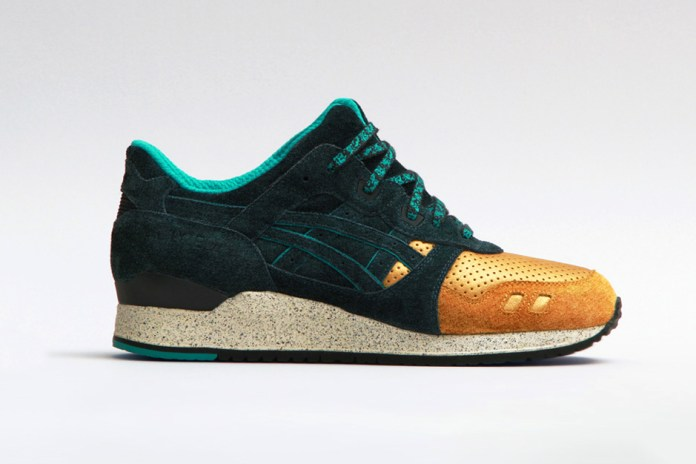 "Concepts x ASICS Gel Lyte III ""Three Lies"""