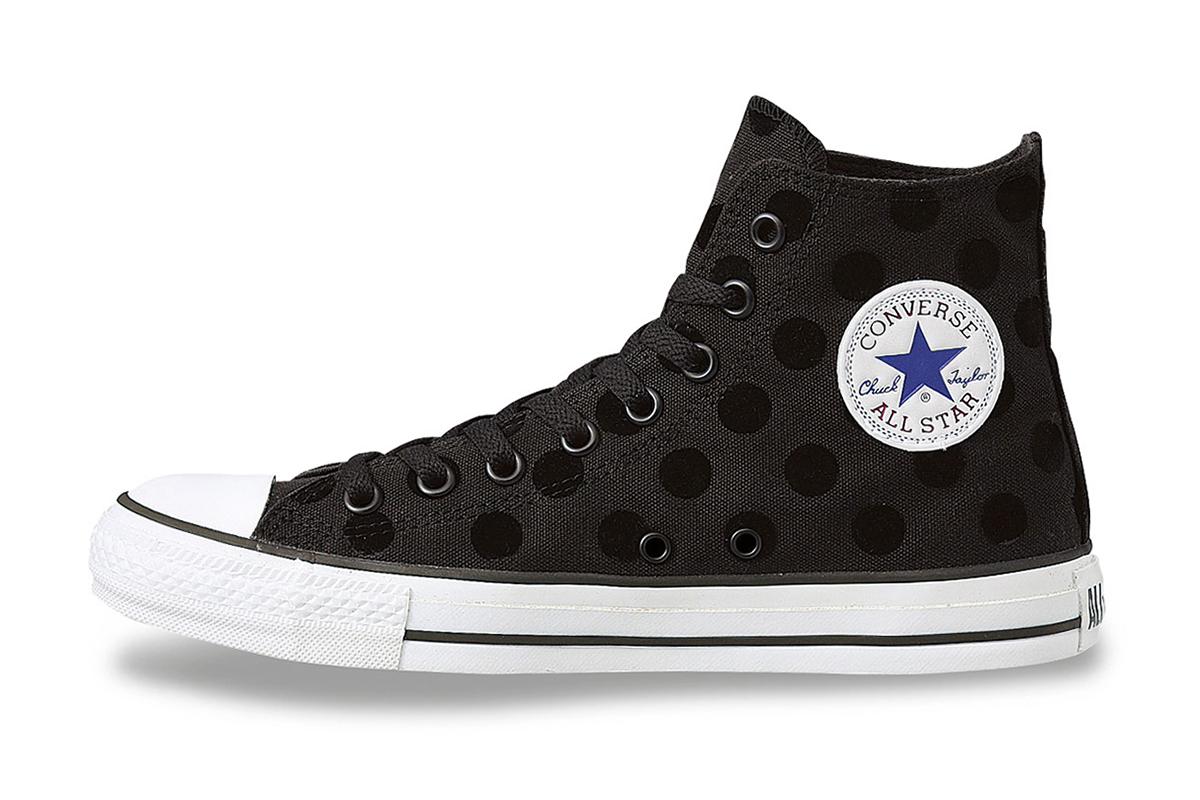 Converse Chuck Taylor All Star FLOCKY DT HI