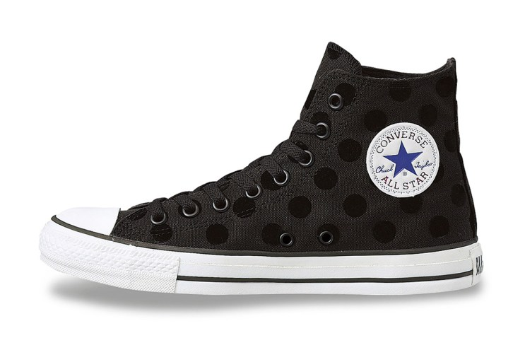 Converse Chuck Taylor All Star FLOCKY DT HI