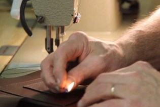 Craft Series: Frank Clegg Leather Works