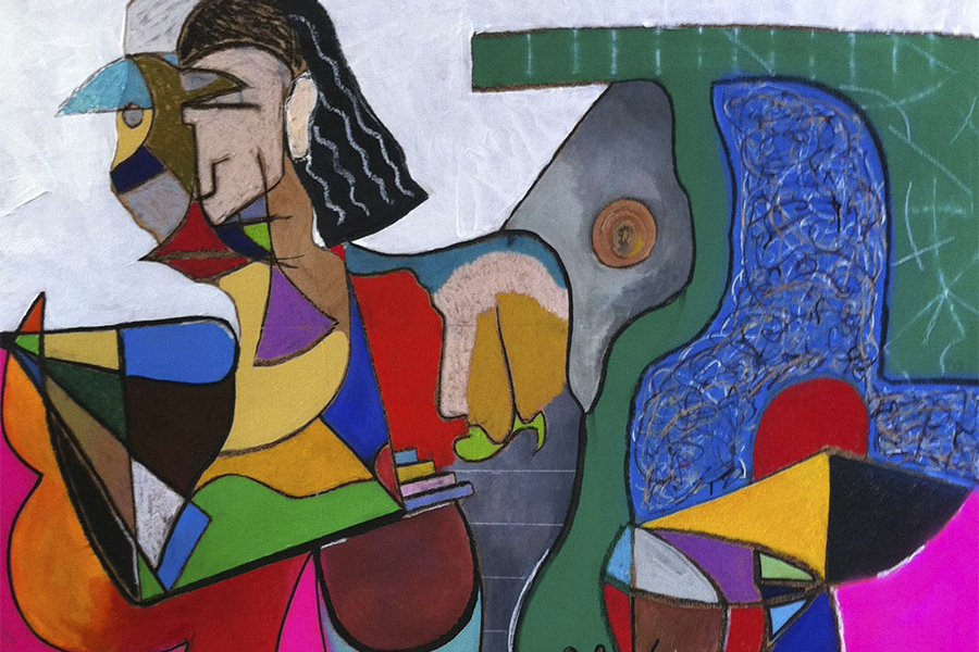 "Dave Ortiz ""The 20 Year Retrospective"" Exhibition"