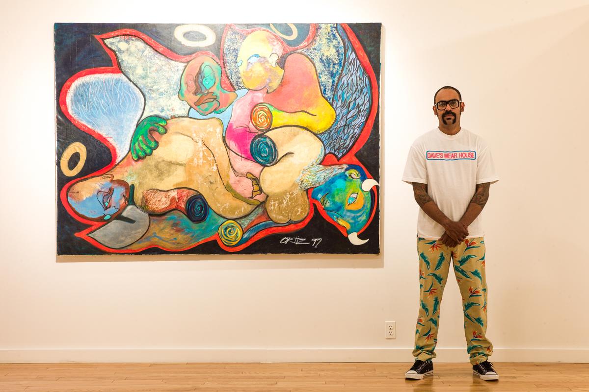 "Dave Ortiz ""The 20 Year Retrospective"" Exhibition Recap"