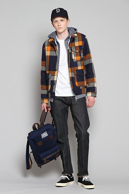Deluxe 2013 Fall/Winter Lookbook