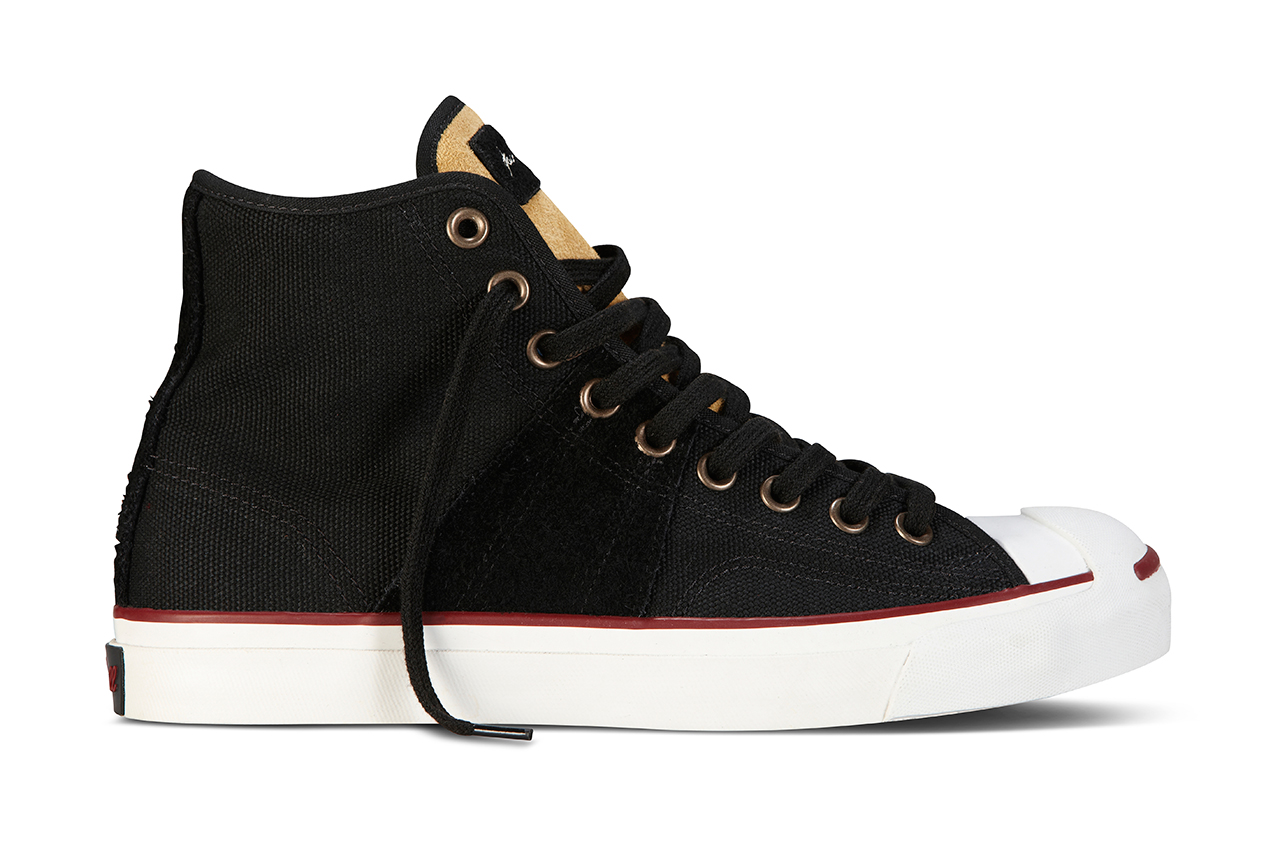 Deus Ex Machina x Converse First String Jack Purcell Johnny Collection