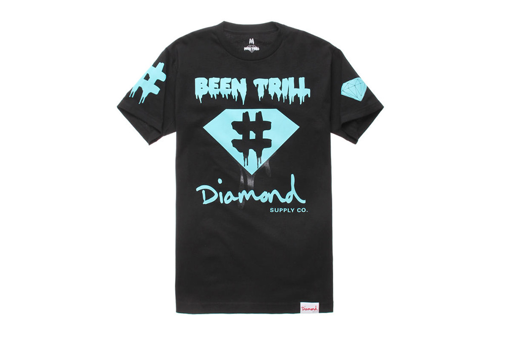 Diamond Supply Co. x Been Trill 2013 Capsule Collection