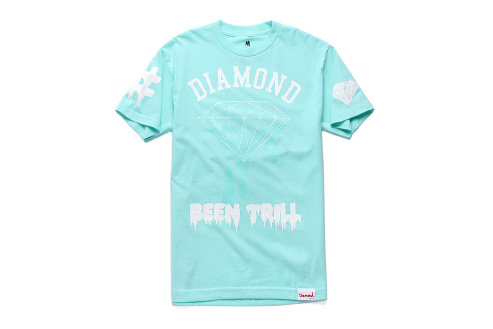 diamond supply co x been trill 2013 capsule collection