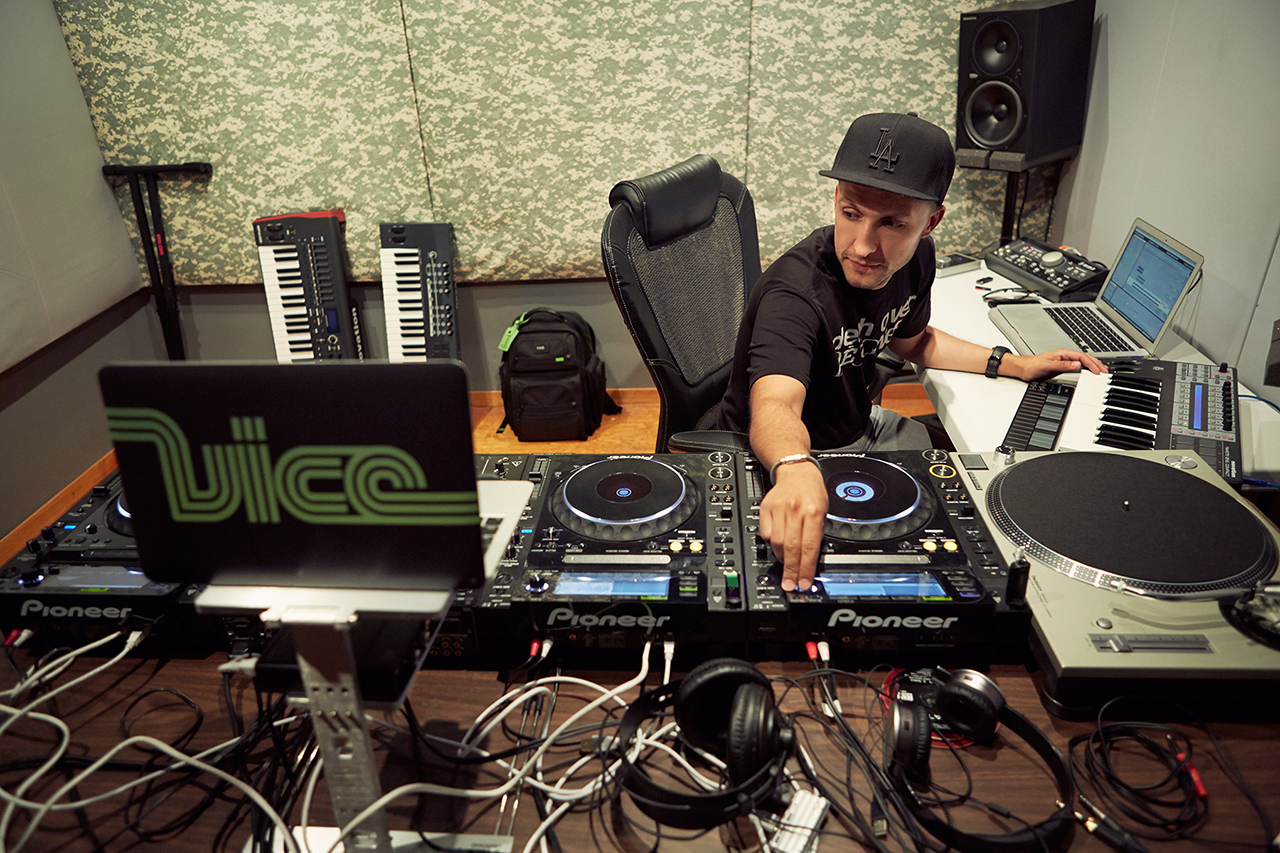 DJ Vice's Latest Collaboration with Tumi Reinvents Travel for DJs