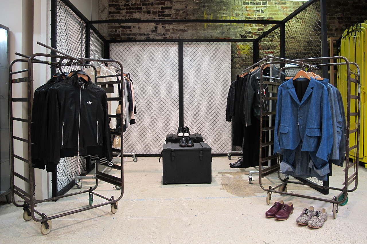 Dover Street Market: Tachiagari for 2013 Fall/Winter