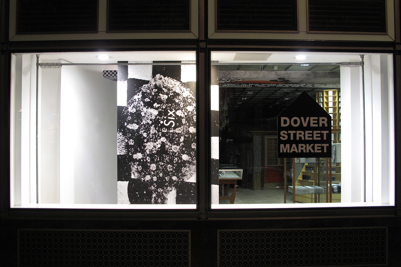 Dover Street Market: Tachiagari for 2013 Fall/Winter