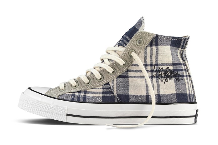 Dr. Romanelli x Converse First String 1970s Chuck Taylor