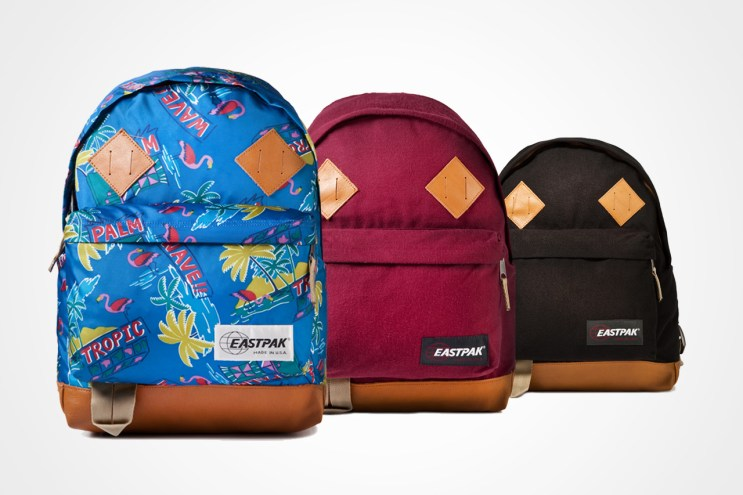 EASTPAK 2013 Spring/Summer Classic Collection