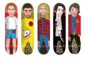 Ed Banger Records x Girl Skateboards 2013 Collection