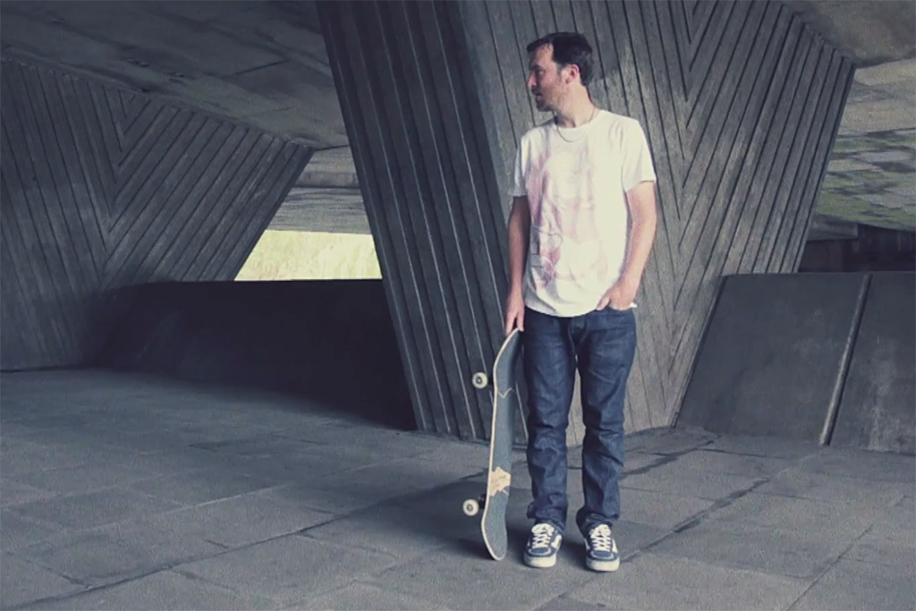 Edwin Talks the ED55 and Skateboarding with Oliver Bradley