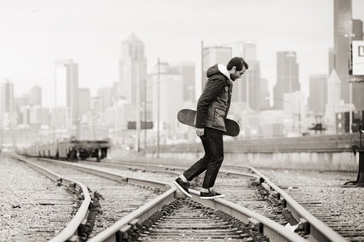 "Element 2013 Fall/Winter ""Hopping Trains In Seattle"" Lookbook"