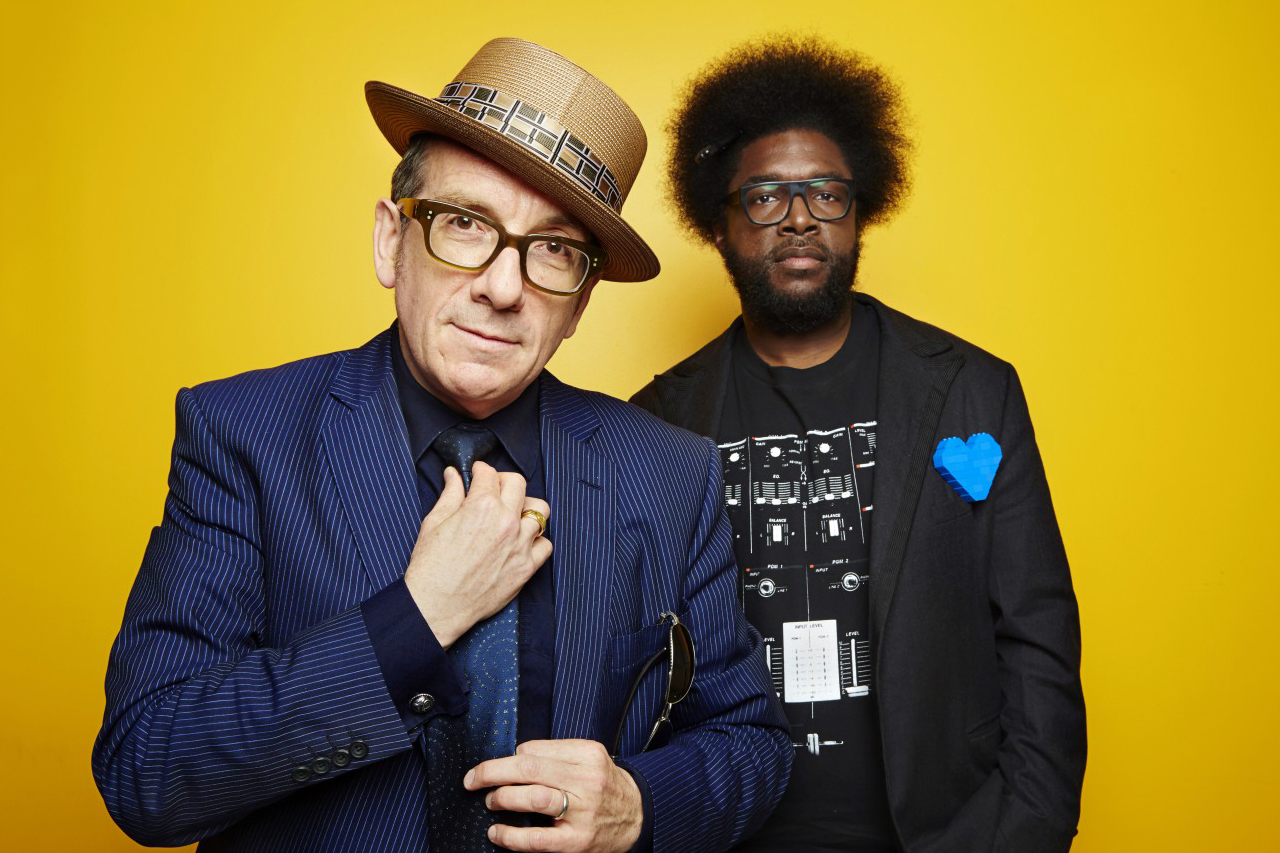 Elvis Costello & The Roots – Walk Us UPTOWN