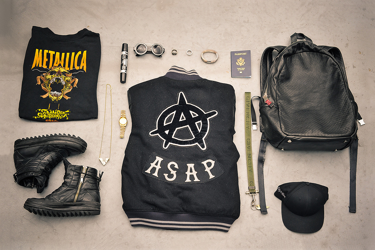 Essentials: A$AP Josh