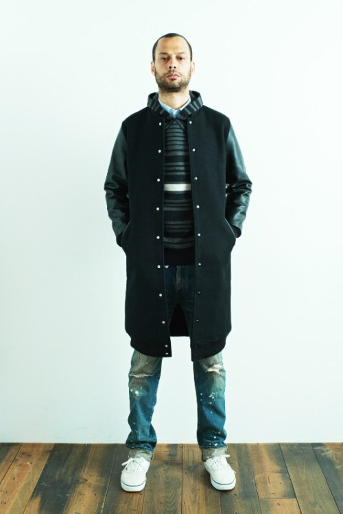 ETHOS 2013 Fall/Winter Lookbook