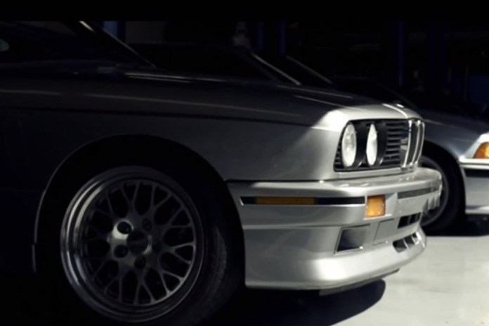 Evolution of the BMW M3 | Video