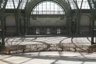 Explore Paris's Grande Palais Via Drone Photography