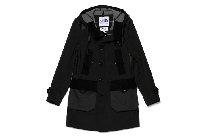 eYe COMME des GARCONS JUNYA WATANABE MAN x The North Face 2013 Capsule Collection
