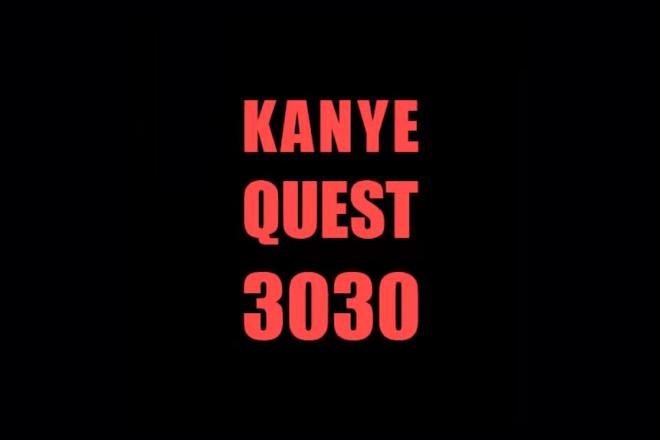 Fan Creates Kanye West Video Game 'Kanye Quest 3030'
