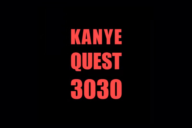 fan creates kanye west video game kanye quest 3030
