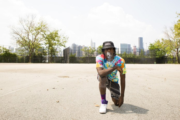 Flatbush Zombies x Stussy 2013 Summer Capsule Collection
