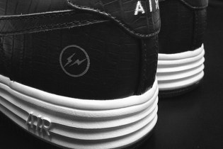 fragment design x Nike Lunar Force 1 Preview