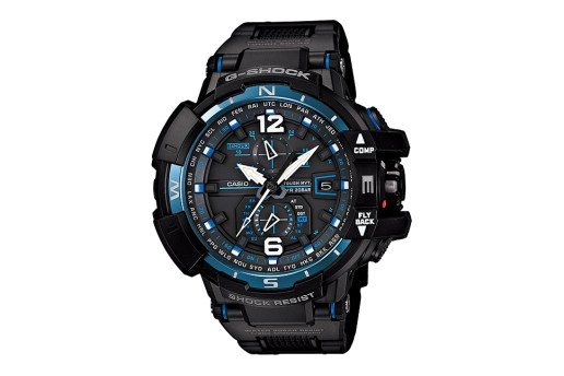 "Casio G-Shock ""SKY COCKPIT"" Collection"