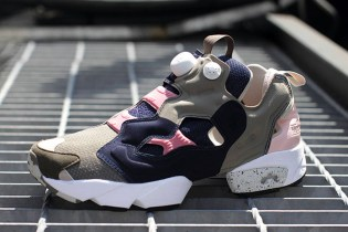 Garbstore x Reebok OG Pump Fury Brown/Navy/Dark Preview