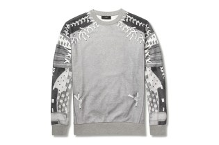 Givenchy 2013 Fall/Winter Baseball Print Jersey Sweatshirt