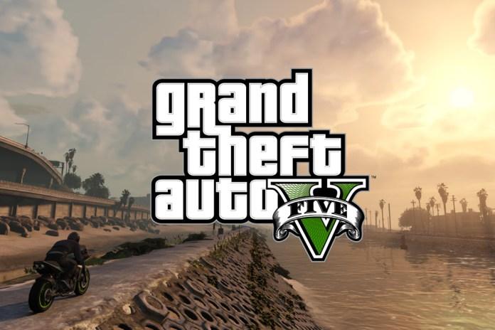 Grand Theft Auto V Gameplay Trailer
