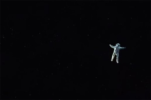 "Gravity ""Detached"" & ""Drifting"" Official Trailers"