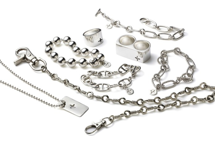 Head Porter Plus Silver Accessory Collection