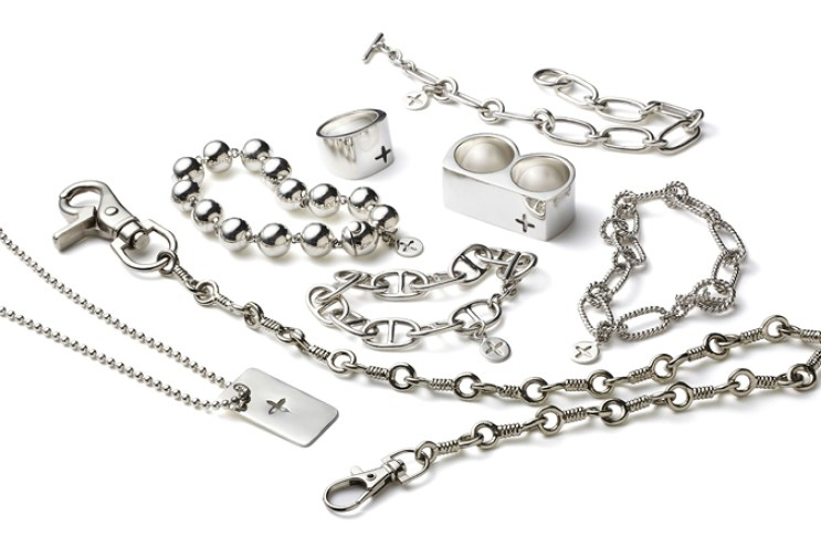 Head Porter Plus Silver Accessory Collection