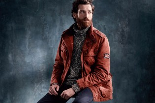 Henri Lloyd 2013 Fall/Winter Lookbook