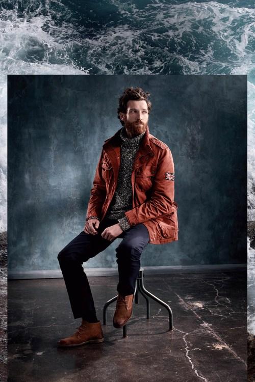 Henri Lloyd 2013 Fall/Winter Lookbook