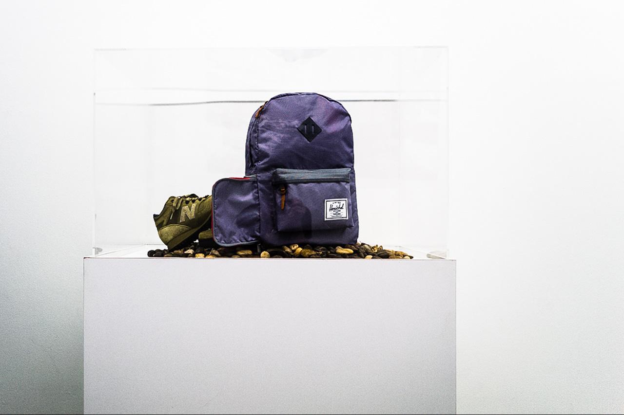 Herschel Supply Co. x New Balance 2013 Fall/Winter Collection Launch Recap