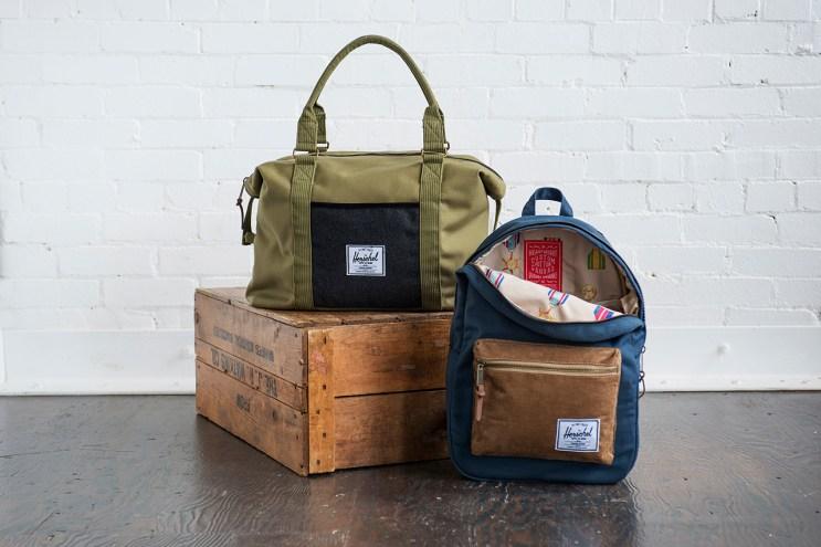 Herschel Supply Co. 2013 Studio Collection