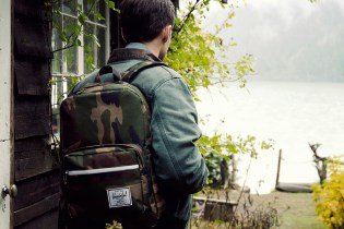 Herschel Supply Co. 2013 Fall Classic Collection Lookbook
